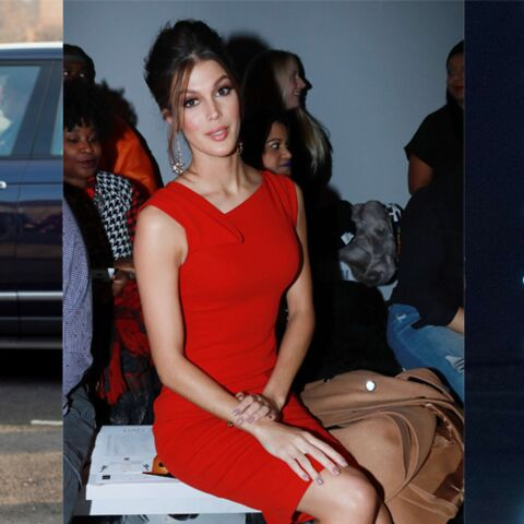 PHOTOS – Kate Middleton, Iris Mittenaere, Julie Gayet… Elles cèdent à la tendance rouge