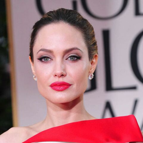 Shopping beauté – Angelina Jolie