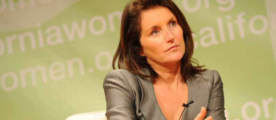 Cécilia Attias soutient Nicolas Sarkozy sur Twitter