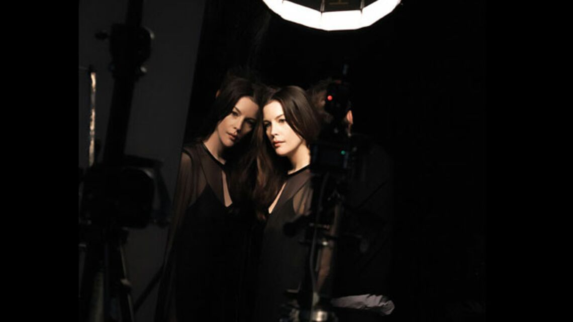 Liv Tyler rocks for Givenchy