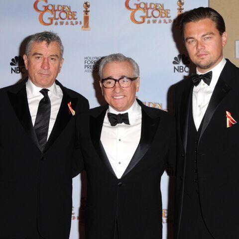 Leonardo DiCaprio, Robert De Niro et Martin Scorsese vont au casino