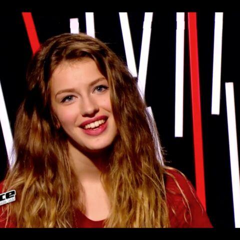The Voice – Manon Palmer, de Lorde à la lumière