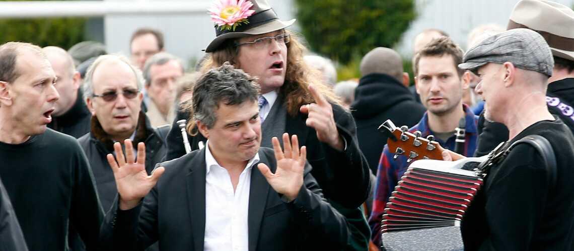 Patrick Pelloux en larmes aux obsèques de Charb