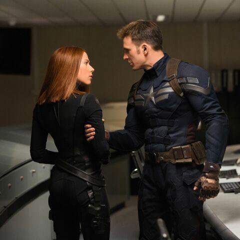 """Scarlett Johansson à l'affiche du prochain """"Captain America"""""""