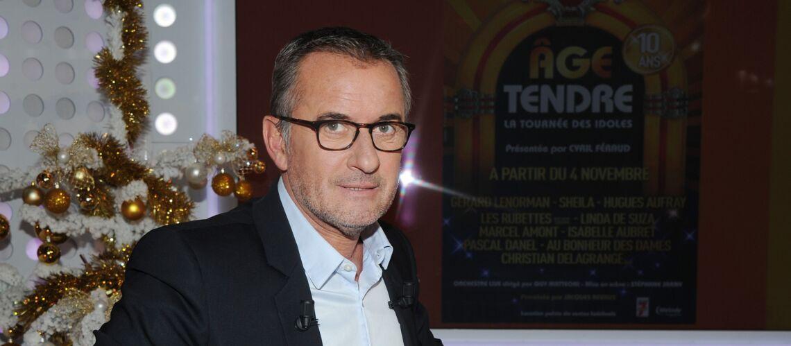 """Christophe Dechavanne, fier d'être un père célibataire: """"J'éduque Ninon seul depuis ses 8 ans"""""""