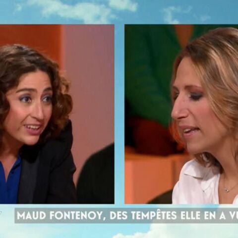 PHOTO – Une chroniqueuse d'AcTualiTy, Isabelle Saporta, démissionne après un clash avec Maud Fontenoy