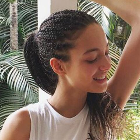 PHOTO – Yannick Noah: Sa fille Jenaye, 19 ans, affole le web en bikini