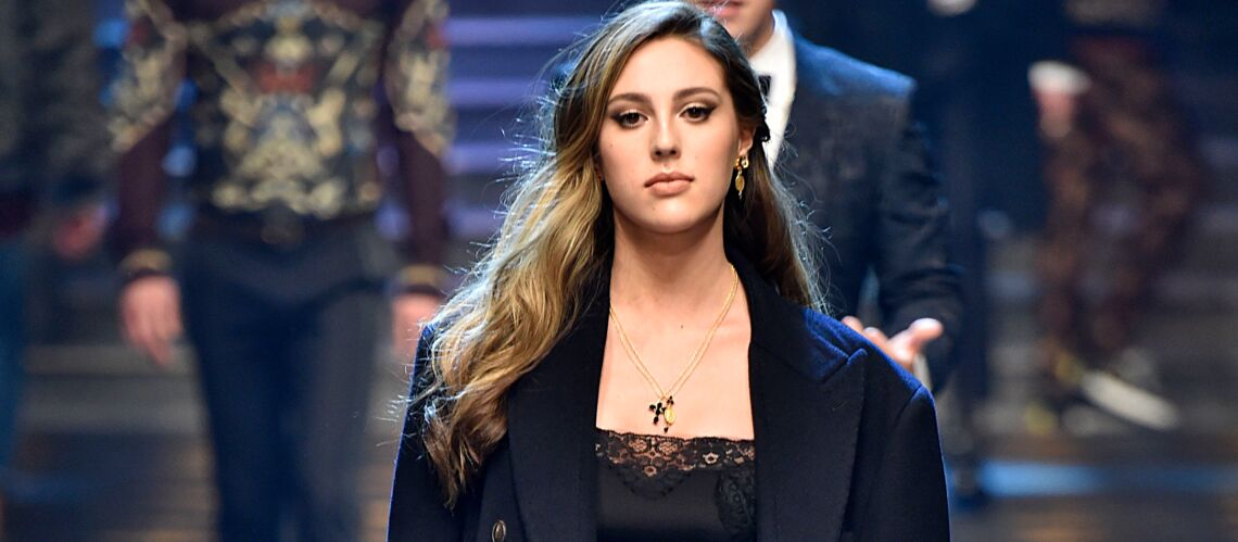 PHOTOS – Les filles de Sylvester Stallone, stars du défilé Dolce & Gabbana