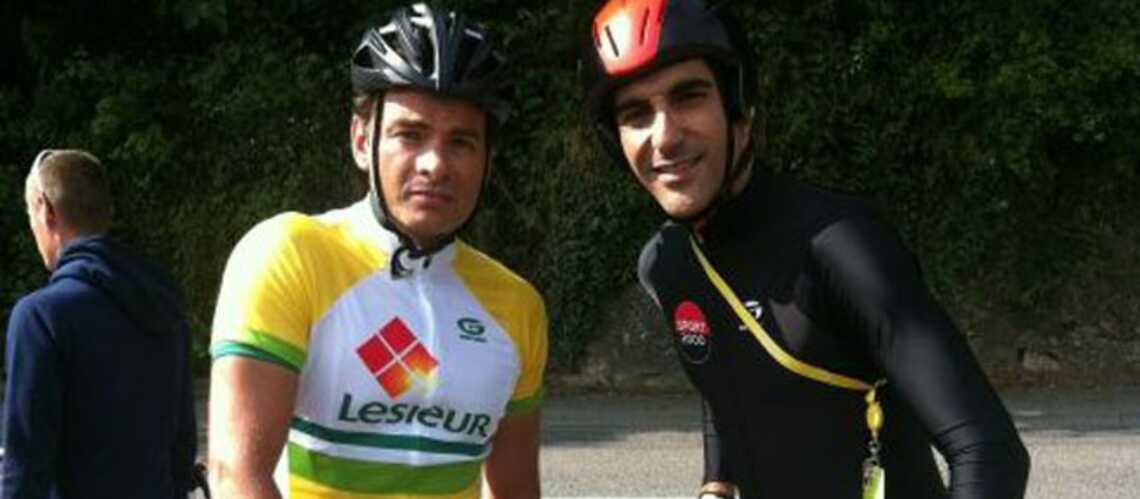 Clovis Cornillac court le Tour de France