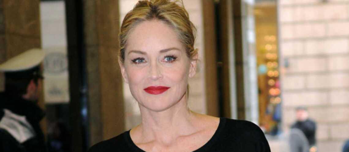 Sharon Stone, son nouveau it-bag