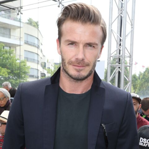 David Beckham: «Kate et Will seront des parents formidables»
