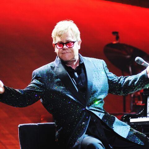 Elton John prend sa retraite