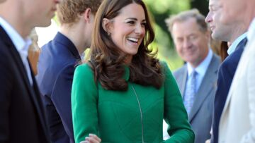 La grossesse de princesse Kate affole les paris