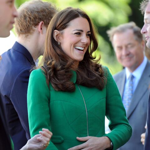 La grossesse de princesse Kate affole les paris