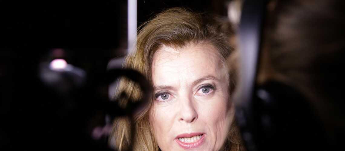 La note de Valérie Trierweiler à l'Elysée