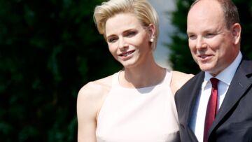 Charlène de Monaco: «Albert est un excellent père»