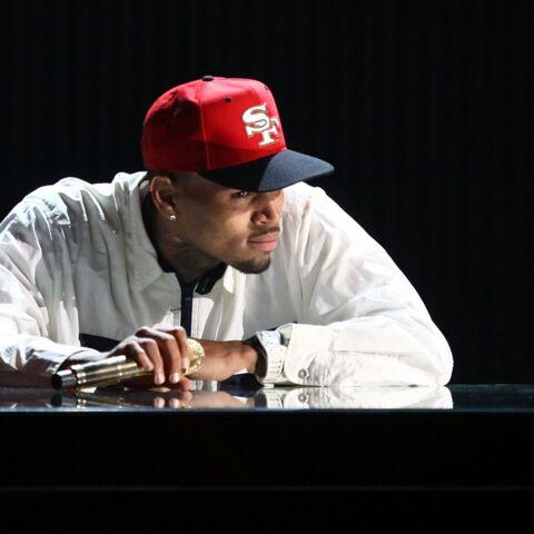 Chris Brown: violente effraction à son domicile