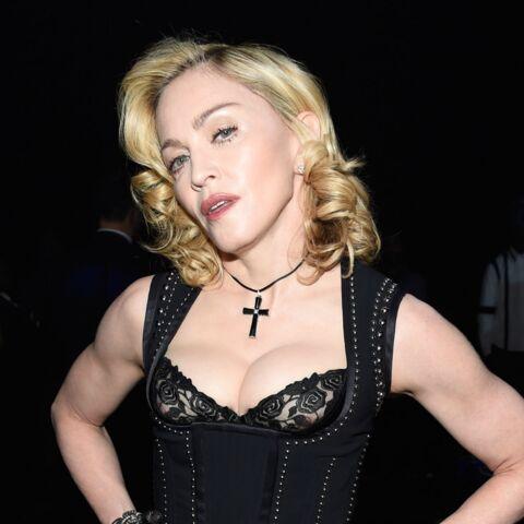 Madonna: un nouveau piercing impressionnant