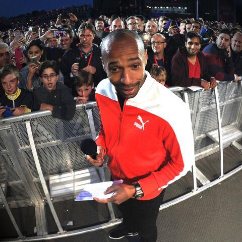 Thierry Henry s'incruste dans l'histoire de la Premier League