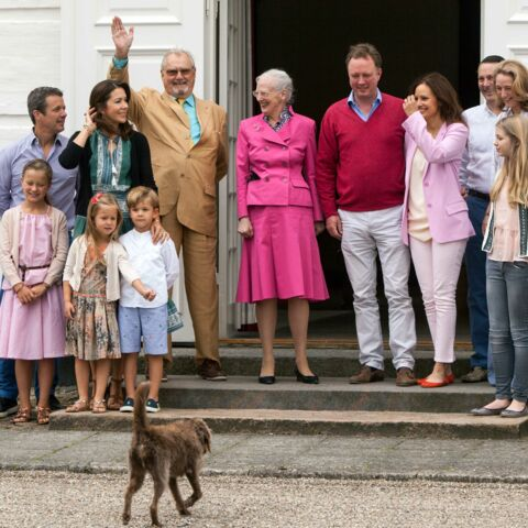 Danemark: la famille royale incomplète pour la photo d'été