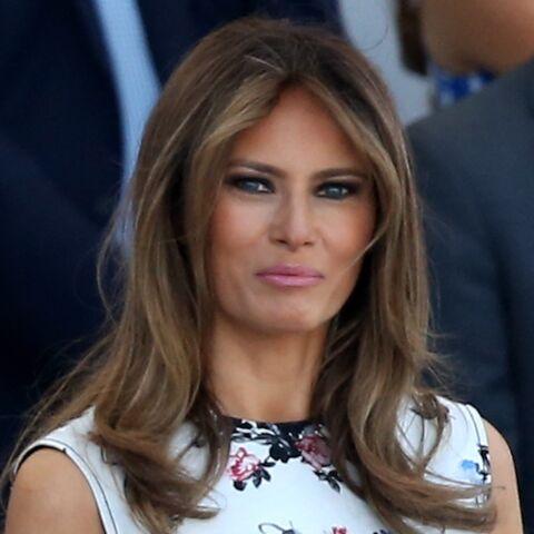 Melania Trump: Elle pense remercier Emmanuel Macron mais fait une grosse bourde
