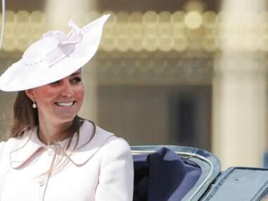Photos- Kate Middleton assiste à la parade Trooping the Colour