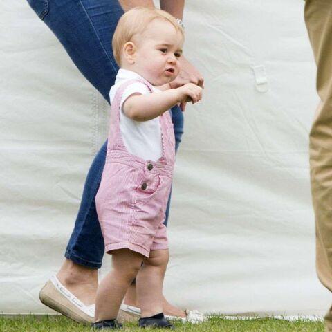 Photos- Ça marche pour Baby George!