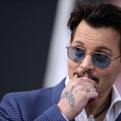 Johnny Depp: «j'aime Vanessa pour toujours»