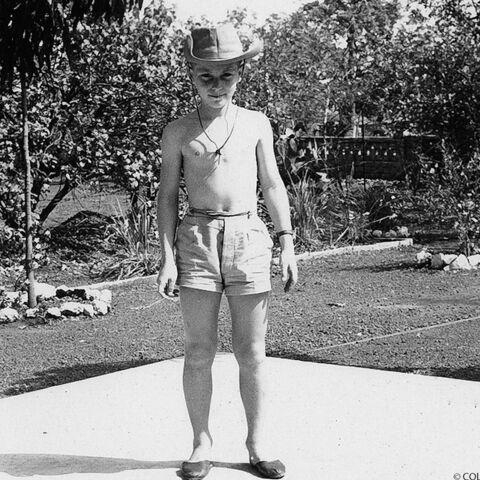 William Leymergie: «La brousse était mon terrain de jeu»