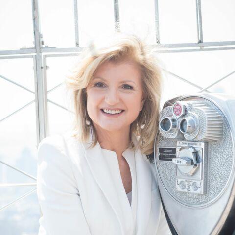 Arianna Huffington, revenue du burn-out