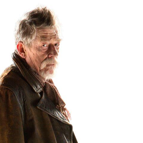 John Hurt est atteint d'un cancer