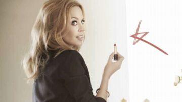 Kylie Minogue: jamais culotte en coton n'aura été si sexy