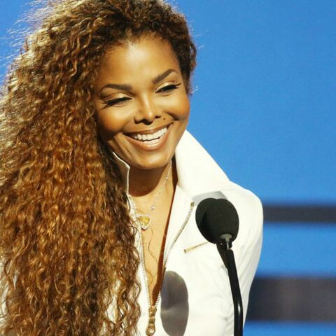 Janet Jackson, une paisible grossesse