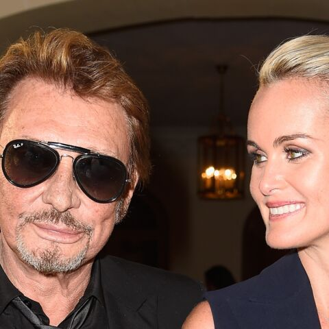 Laeticia Hallyday: sa déclaration d'amour à Johnny