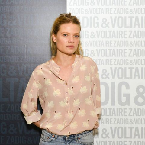 Gala By Night: Mélanie Thierry au parfum pour Zadig & Voltaire