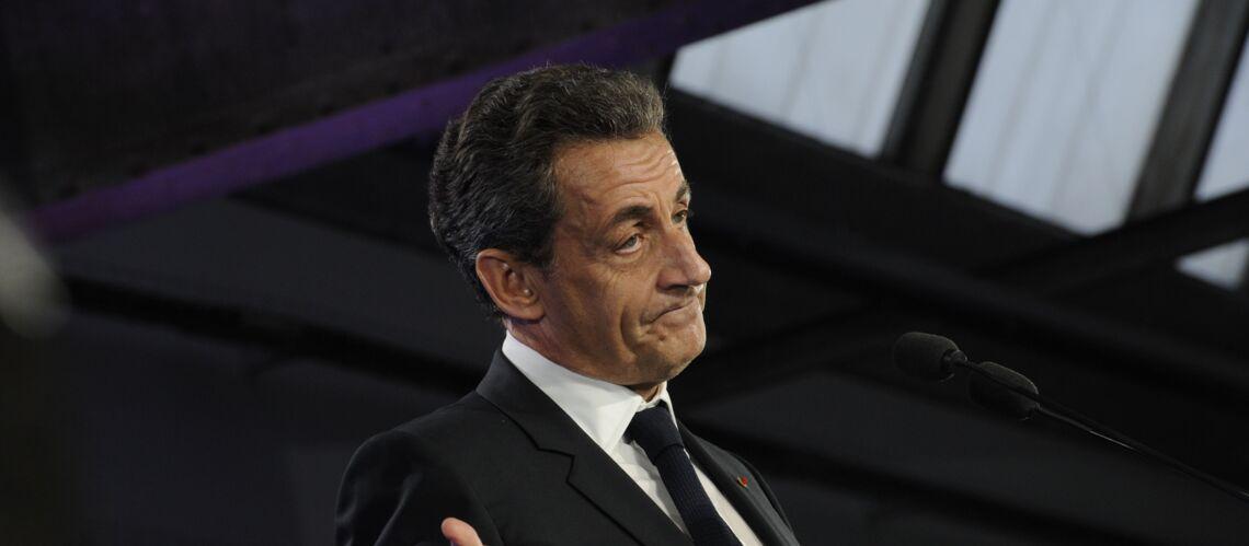 Nicolas Sarkozy: sa première soirée de candidat