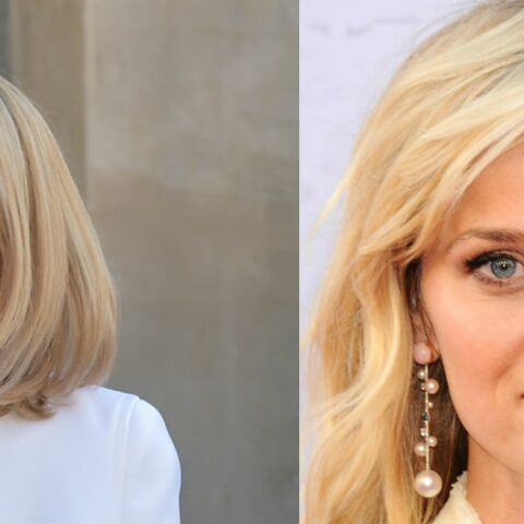 Brigitte Macron, Reese Witherspoon…: elles craquent toutes pour le blond platine