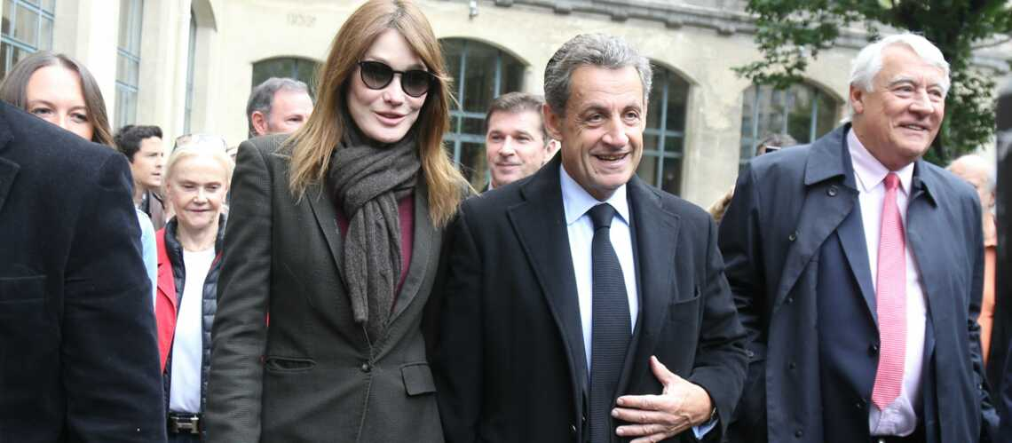 PHOTO – Quelles Législatives? Carla et Nicolas Sarkozy ont passé l'entre deux tours à New York