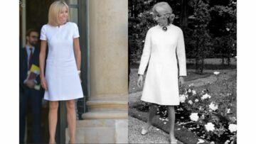 PHOTOS – Brigitte Macron: de quelle Première dame s'est-elle inspirée?