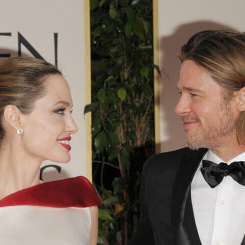 Angelina Jolie: un aller-simple au 7e ciel pour Brad Pitt