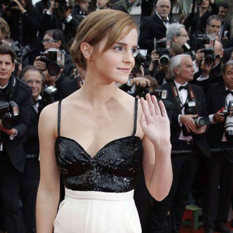 Photos – Emma Watson, Marine Vacth: la montée des marches de The Bling Ring et Jeune Jolie