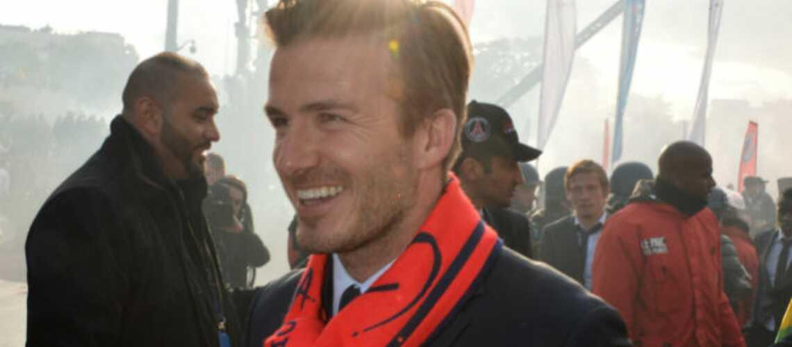 David Beckham, la retraite à 38 ans