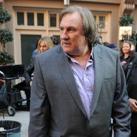 Gérard Depardieu joue gratuitement DSK