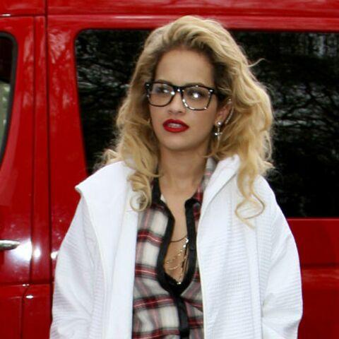 Rita Ora est une Material Girl