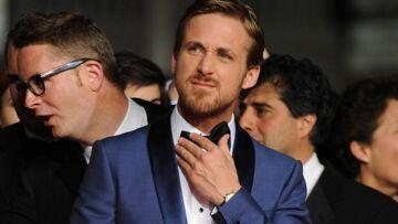 Ryan Gosling à Cannes, ça coince