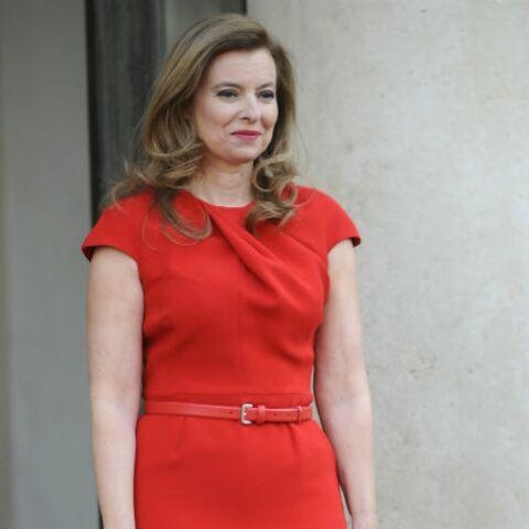 Valerie Trierweiler, visite symbolique au Mali