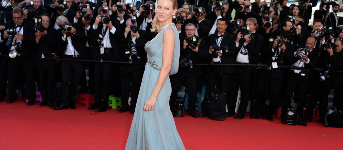 Cannes 2014: Naomi Watts, America Ferrera, la montée des marches de Dragon 2
