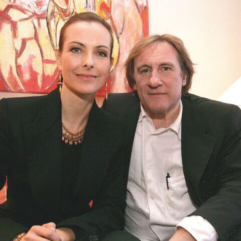Carole Bouquet «très triste» des critiques contre Gérard Depardieu