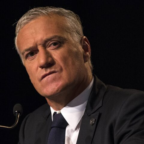 Didier Deschamps se paie un journaliste du Monde