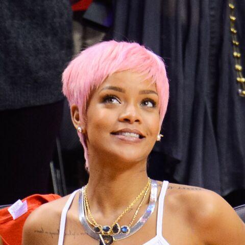 Coiffure de star: Mignonne allons voir Rihanna…